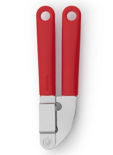 Kırmızı Tasty Colours Sarımsak Ezici-Brabantia